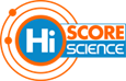 Logo Hi Score Science